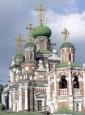 Православные храмы и комплексы