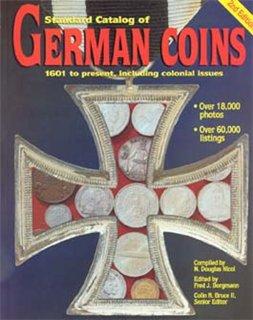 Каталог монет Германии с 1601 года