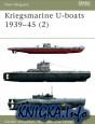 Немецкие субмарины 1939-1945 гг.