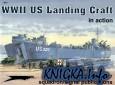 Десантные корабли ВМС США во время Второй Мировой Войны