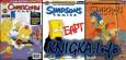 Симпсоны комиксы