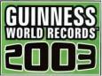 Книга рекордов Гинеса 2003