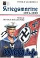 Kriegsmarine 1933-1939. Umundurowanie i odznaki część 1 (Barwa i Broń 10)